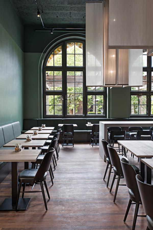 Restaurant Interieur Design.Vosgesparis Restaurant De Tropen Piet Boon Design Studio