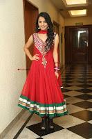 Mahima in super cute Red Sleeveless ~  Exclusive 56.JPG