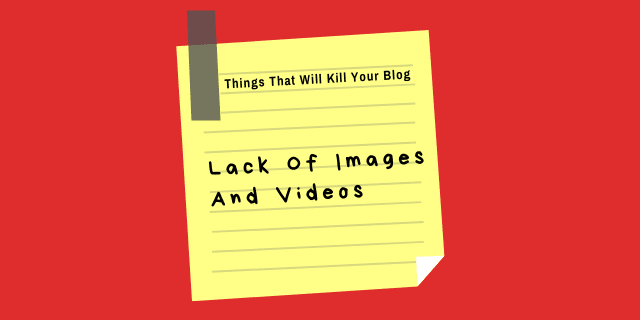 things that will destroy your blog - bad quality blog