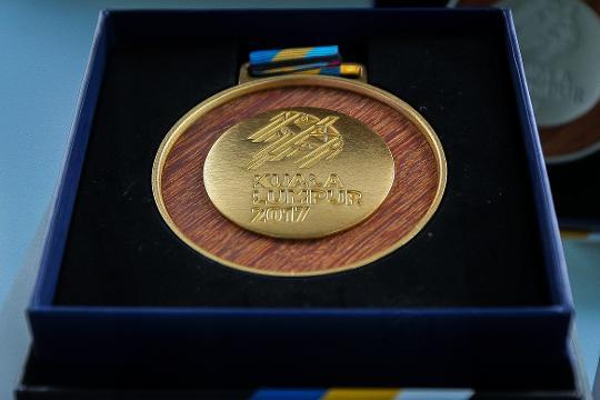 Medali SEA Games Kuala Lumpur 2017