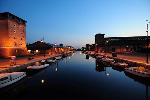 Cervia-il-porto-canale