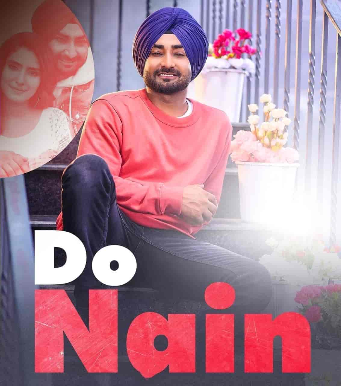 Do Nain Punjabi Song Image Features Ranjit Bawa