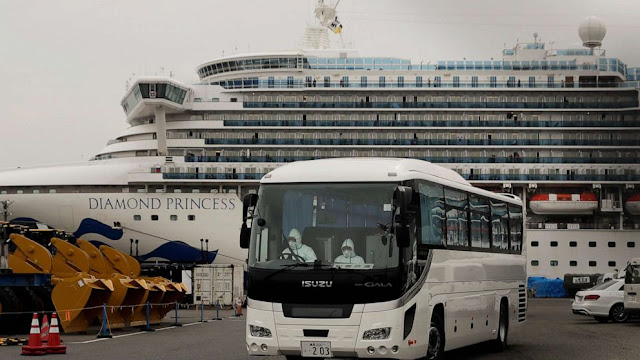 67 new instances of coronavirus affirmed on voyage transport that has isolated Americans