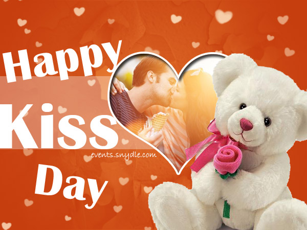 happy Kiss Day Images in HD