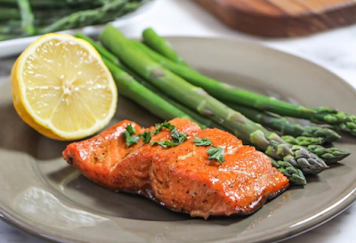 Sockeye Salmon Recipe