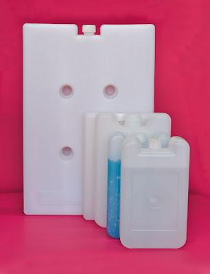paquetes frios importados para termos porta vacunas varios tamaños capacidades fondo fucsia