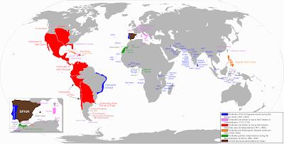 Los imperios, una historia no tan mala y tan negativa