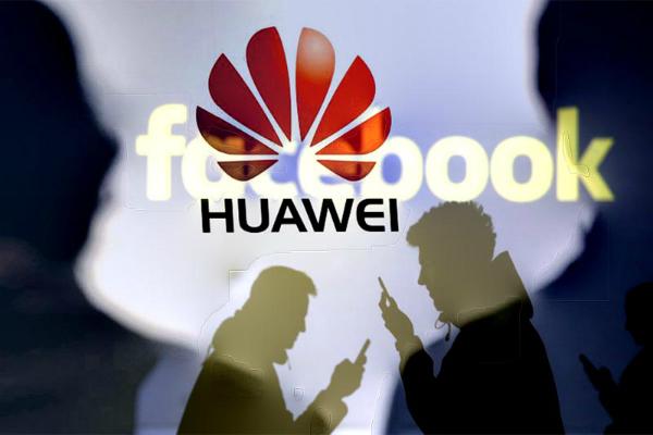 تطبيقات فيسبوك لن تكون متوفرة في الهواتف المقبلة من هواوي!