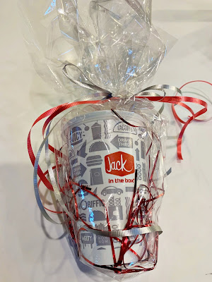 Jack in the Box Birthday Gift