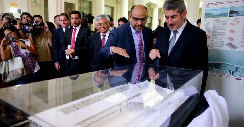 MINEDU: Conoce cómo serán las escuelas del Perú en el Bicentenario - www.minedu.gob.pe