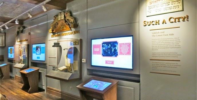 Museu da Eldridge Street em Nova York