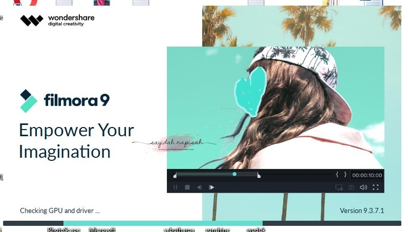 best edit video guna wondershare filmora9 2020