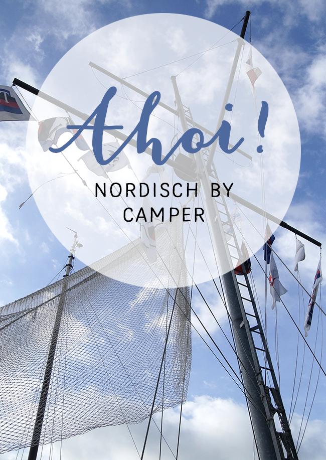 Reisebericht. Mit dem Camper durch Norddeutschland.