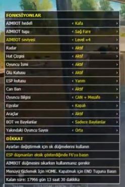 Pubg Mobile PC MHLoader Esp,Aim,Wall Hile 11.02.209 Türkçe