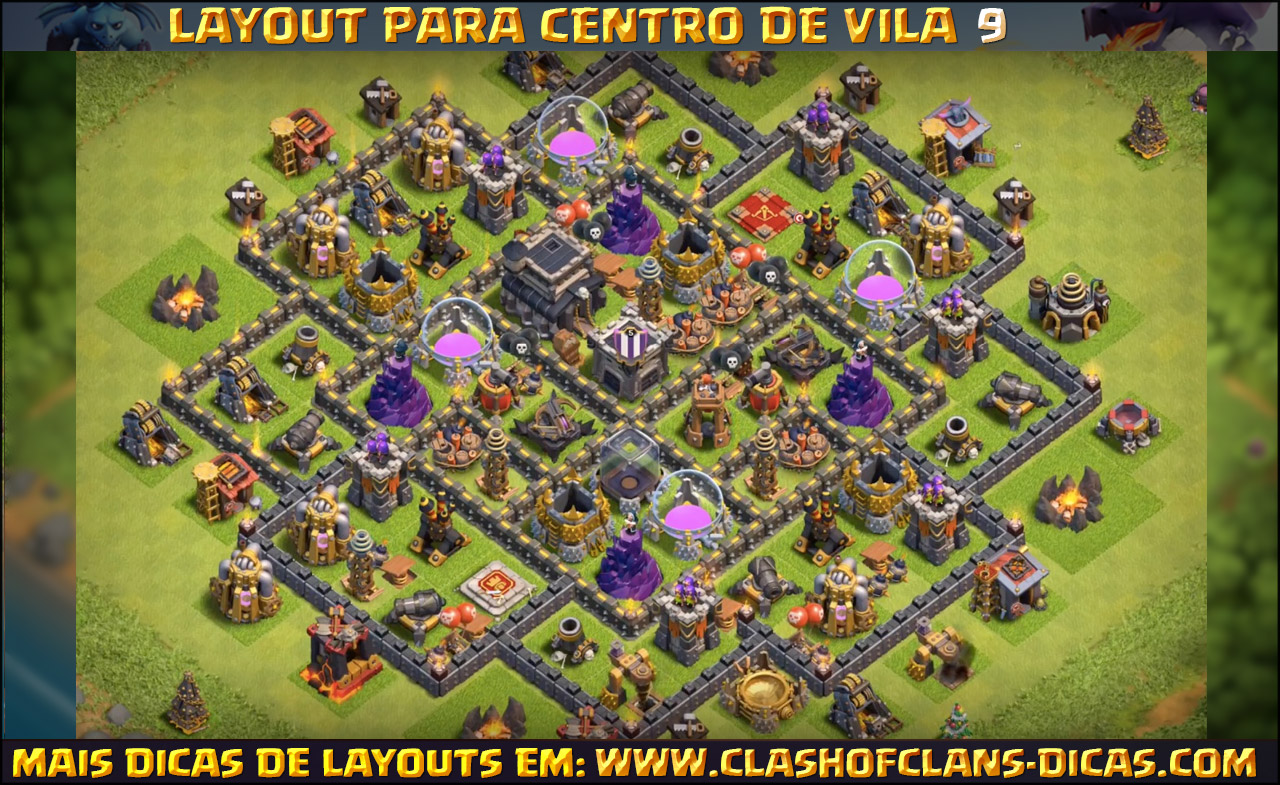 clash of clans расстановка базы тх 8 2016 на фарм с башней бомбежкой