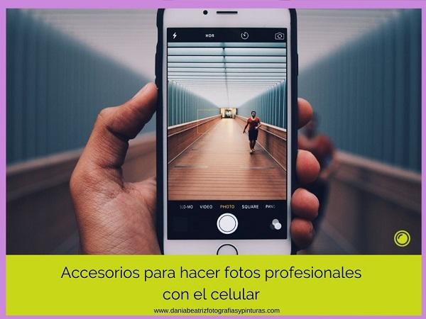 Accesorios Baratos Para Hacer Fotos Profesionales Con Tu Celular Blog De Fotografía Club F2 8