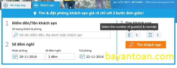 Nên đặt vé trên Traveloka.com hay trên Ivivu.com
