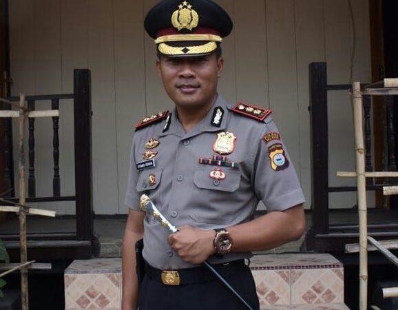 "Persiapkan PAM Pilgub Sulsel Polres Selayar, Laksanakan Gelar Pasukan Ops ""Mantap Praja 2018"""