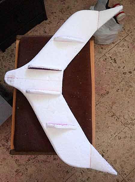 Cara Membuat Pesawat Kertas Yang Bisa Terbang Super Jauh: Pesawat RC Gabus Murah: Pesawat RC Gabus Dgn Power Up