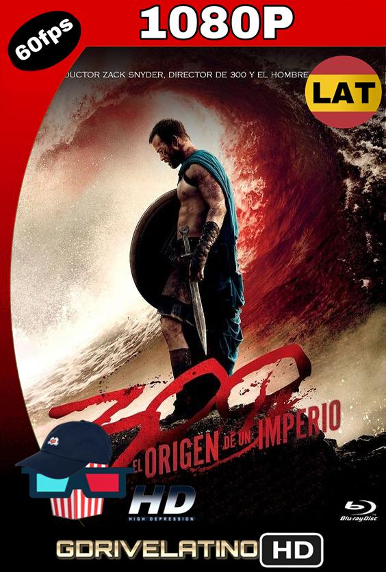 300: El Nacimiento de un Imperio (2014) BDRip 1080p Latino-Inglés MKV