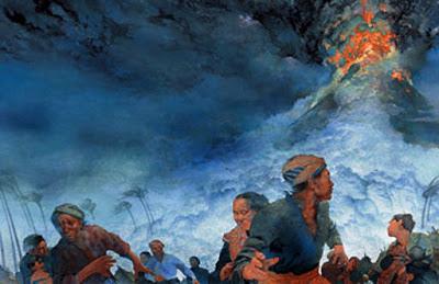 Langit dan Bumi Murka