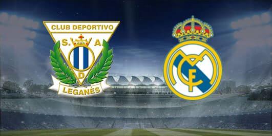 مباراة ريال مدريد وليغانيس بتاريخ 30-10-2019 الدوري الاسباني