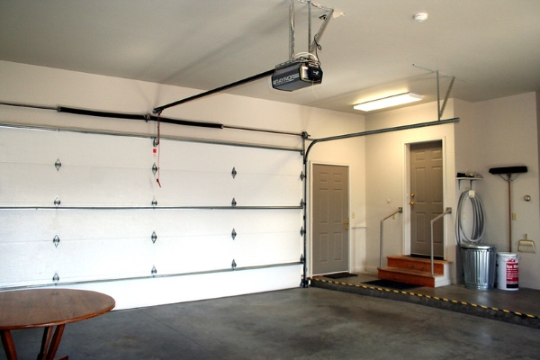 porta garage scorrevole