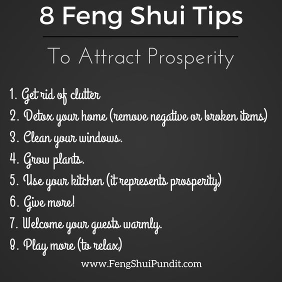 xing fu 8 feng shui tips to attract prosperity