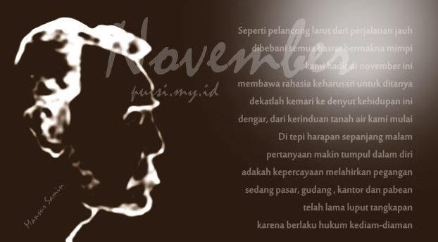 Puisi dan Sajak Perjuangan untuk Tanah Air Karya Mansur Samin