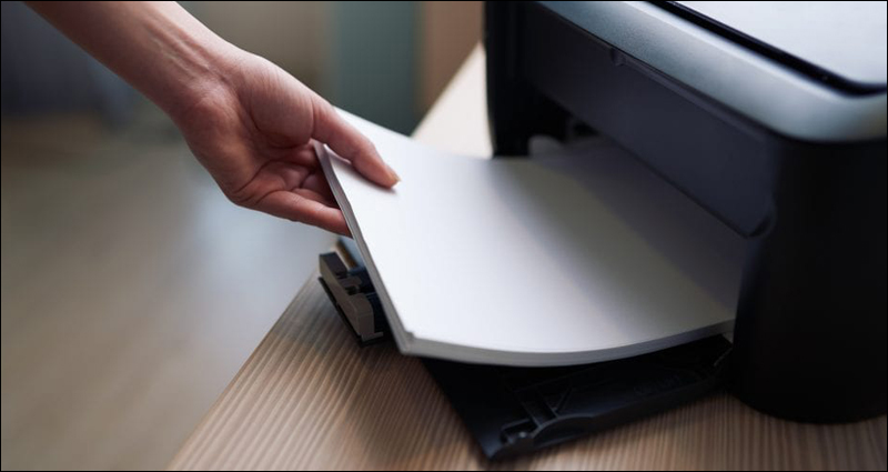 التحقق-من-ورق-الطباعة