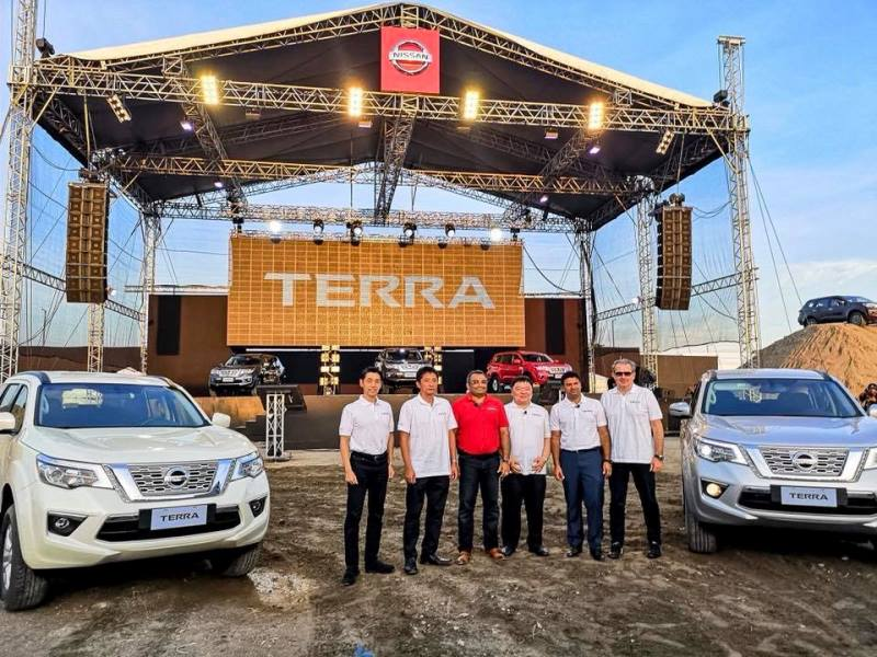 Nissan Terra SUV Lands in PH; Now Up for Pre-orders!