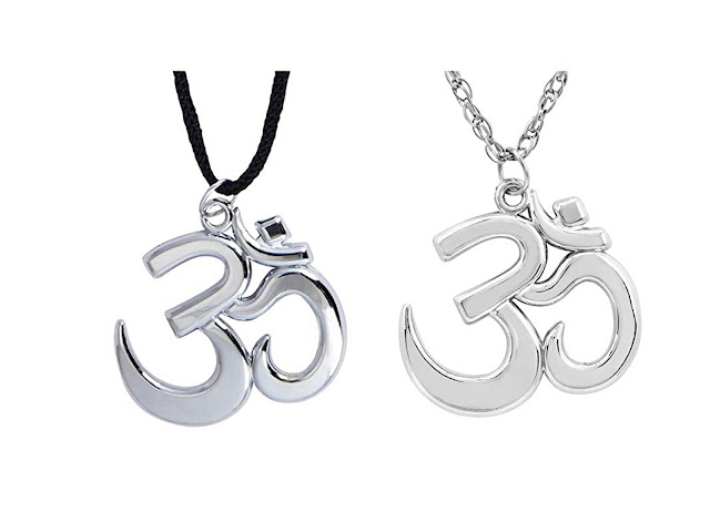 Om Pendant for Men