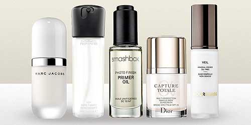Mejores primers de maquillaje