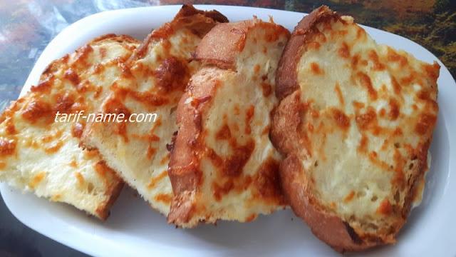 bayat ekmekten firinda peynirli kitir ekmek