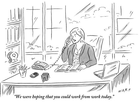 Does Working Remotely Mean You Can Travel