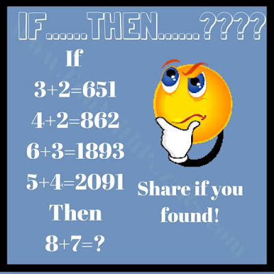 Only for genius logical puzzle