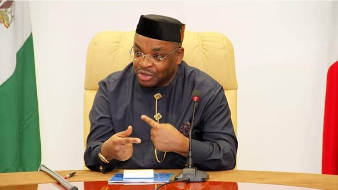 I can bet my certificate that PDP will restore Nigeria to past economic glory – Gov Emmanuel