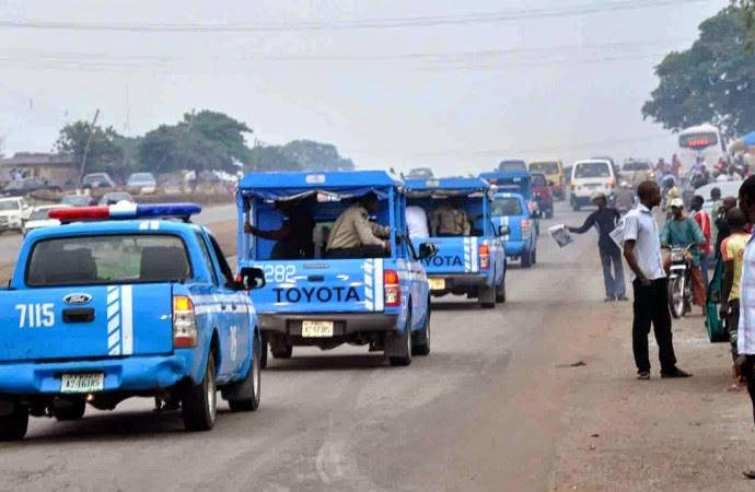 FRSC issues traffic alert for travellers who intend to use Lagos-Ibadan expressway from today to Sunday