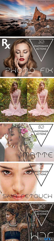 145 Pro Photoshop Actions