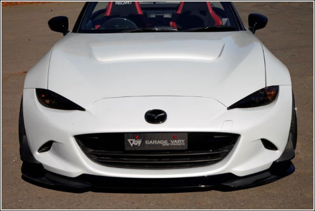 Garage Vary MX-5 ND ND5RC Lip Spoiler