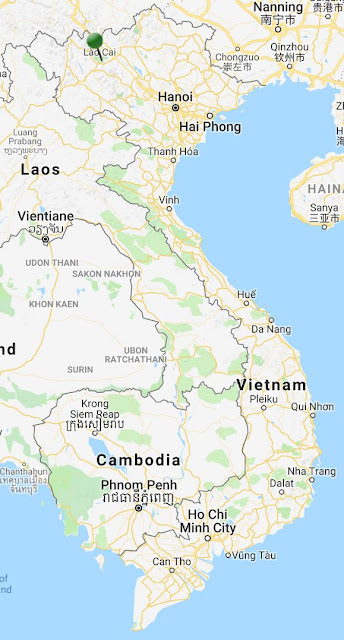 pinpoint map sapa vietnam