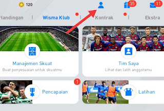 Tips bermain pes 2021 mobile