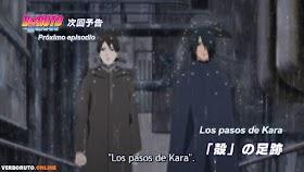 Boruto: Naruto Next Generations Capítulo 157 Sub Español HD