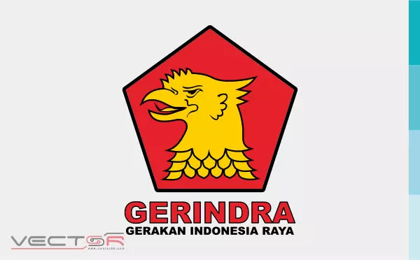 Partai Gerindra Logo - Download Vector File SVG (Scalable Vector Graphics)