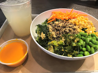 corelife vegan grain bowl