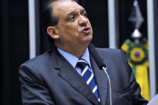 Deputado Nilton Capixaba se entrega à PF e cumprirá pena de 6 anos de prisão!