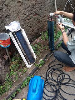 tips menghemat listrik pada unit ac