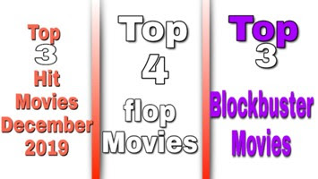 Top 10 Movies Collection in December 2019