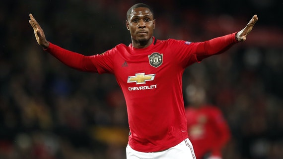 Man United Keen on to extend Odion Ighalo Stay at Old Trafford