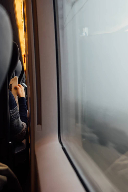 cronica viagem liberdade trem chicago amish zaghetto